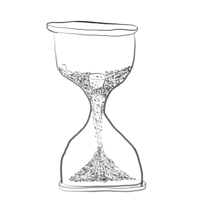 Time in a Shot Glass